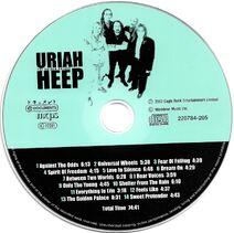 Uriah Heep, GoldenPalace.cd