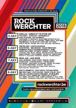RockWerchter Affiche 2018
