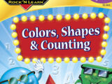 Colors, Shapes, & Counting