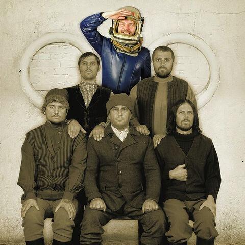 Фото с нового альбома группы «Альбом №3»
