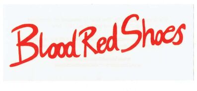 Blood Red Shoes Logo