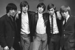 The Rolling Stones – Band-1