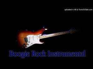 Boogie rock logo