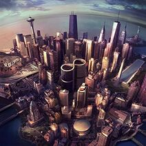 Sonic Highways (Cover)