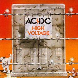 AC DC – High Voltage