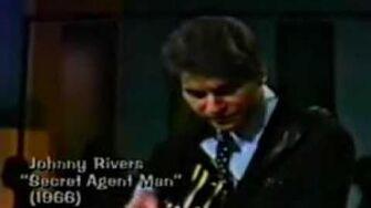 JOHNNY RIVERS - Secret Agent Man 1966