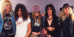 Guns N Roses – Band-1