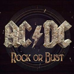 AC DC – Rock or Bust