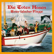 Unter flscher Flagge (Cover)