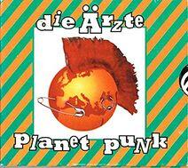 Planet Punk (Cover)