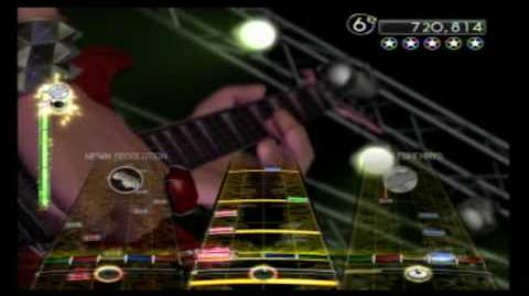 Caprici Di Diablo - Rock Band 2 Full Band Gold Star
