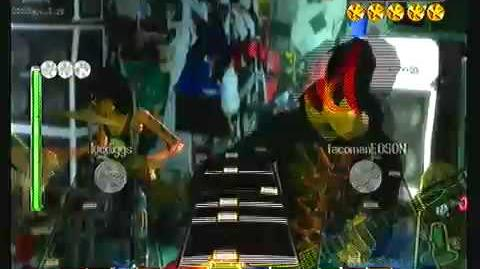 Rock Band 2 YYZ 100% Full Band FC (1st Place)