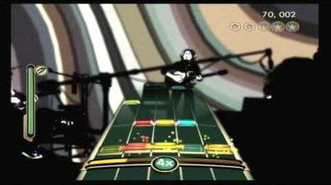 The Beatles Rock Band Come Together- Sight Read (98% Gold Stars)
