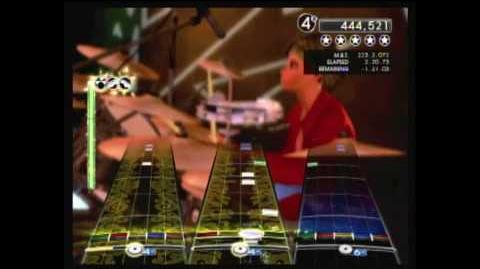 Beethoven's 9th on Rock Band