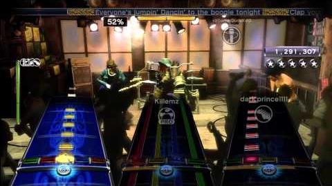 Rock Band 3 ~ Smokin' by Boston Expert Full Band FC