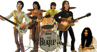 Rockband Beatles 1969