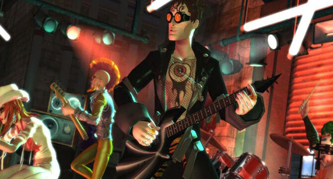 Rock Band Wiki | FANDOM powered by Wikia