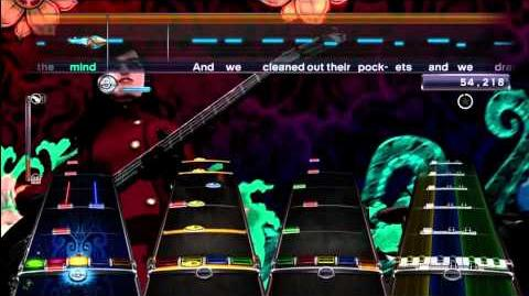 Four Horsemen - the Clash Expert (All Instruments) Rock Band 3 DLC