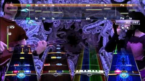 Peut-Être une Angine - Anaïs Expert (All Instruments) Rock Band 3 DLC