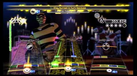 "Rock Band 2 - Full Band 100% - ""Still Alive"" by GLaDOS"