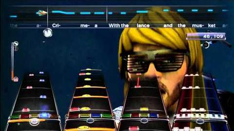 The Card Cheat - the Clash Expert (All Instruments) Rock Band 3 DLC