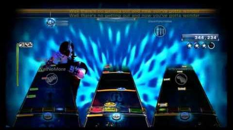 Rock band 3 this means war