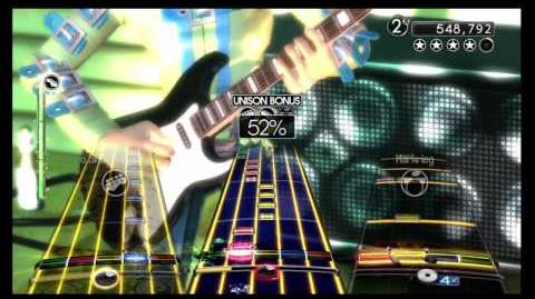 HDD Plays Rock Band 2 Let There be Rock - AC DC