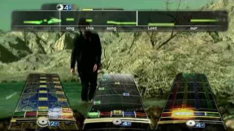 America Underwater - LoveHateHero Expert Full Band FC Rock Band 2