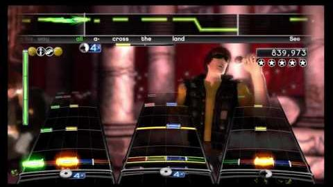 Wolfmother - Joker and the Thief - Rock Band Full Expert Band