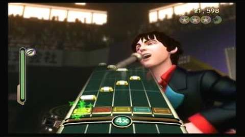 The Beatles Rock Band Drive My Car- Sight Read (99%)