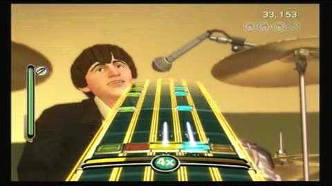 The Beatles Rock Band I Wanna Be Your Man- Sight Read (100% FC Gold Stars)