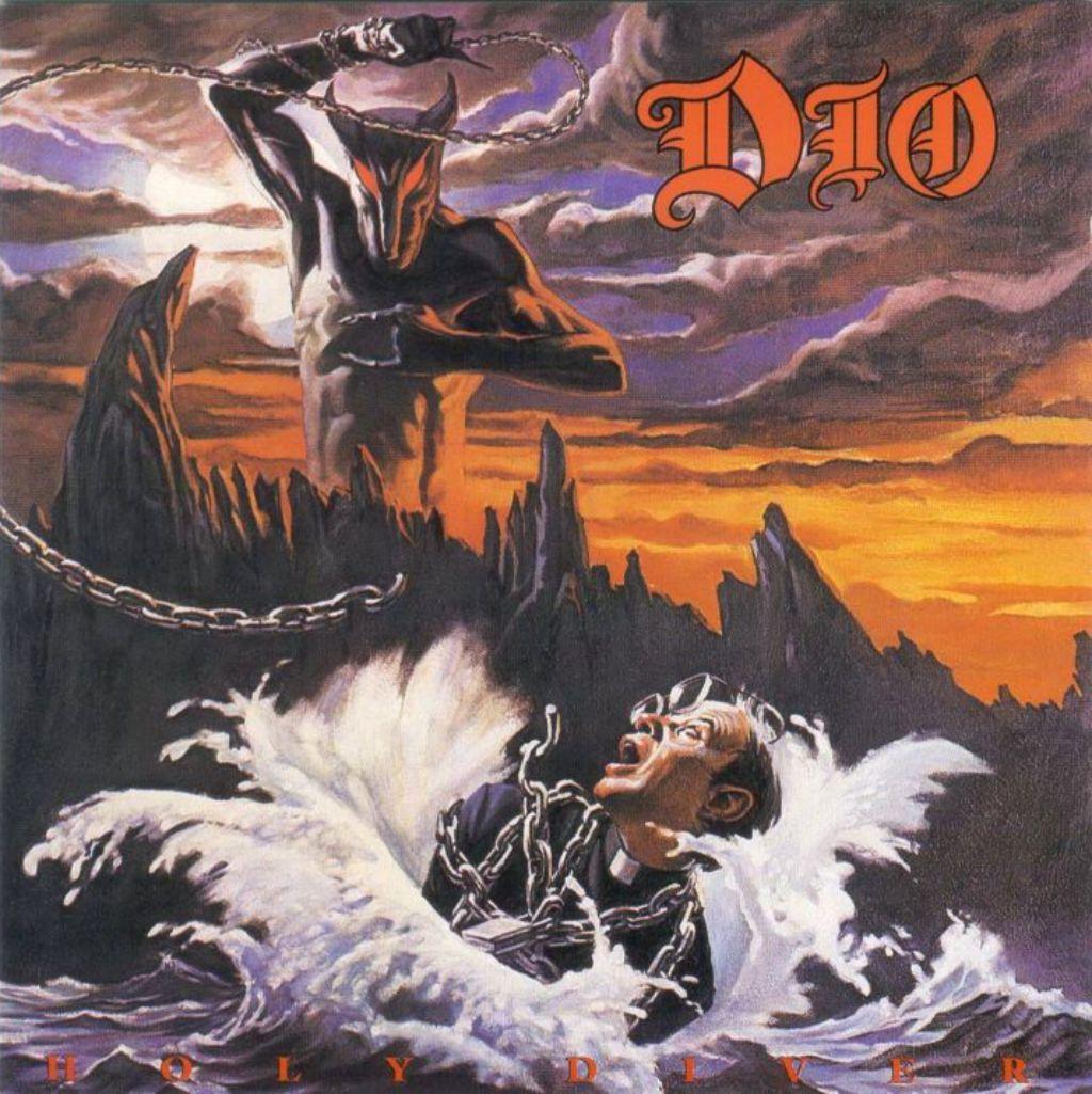 musica holy diver - dio