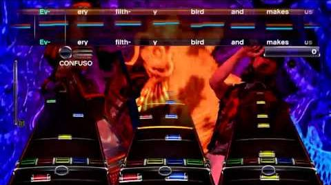Rock Band 3 - Beast and the Harlot by Avenged Sevenfold - Full Band Expert - 720p HD