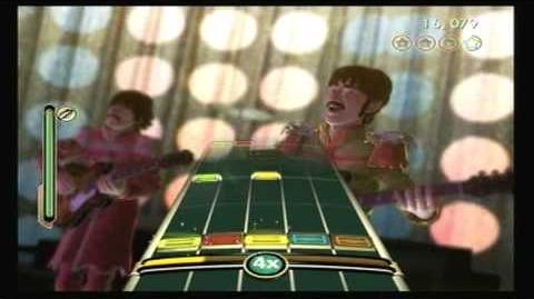 The Beatles Rock Band Getting Better- Sight Read (100% FC Gold Stars)
