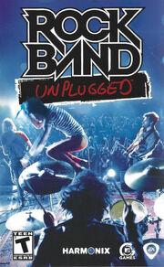 Rock band unplugged