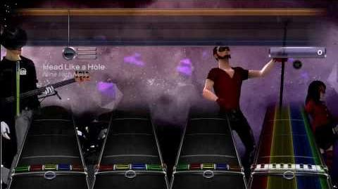 Head Like a Hole - Nine Inch Nails Expert (All Instruments) Rock Band 3 DLC