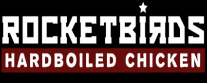Rocketbirds Hardboiled Chicken Logo