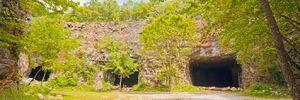 Cave quarry