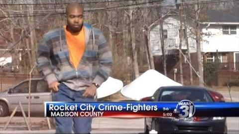 Rocket City Crime-Fighters in the News