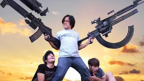 Huge Guns