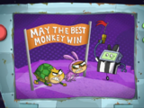 May the Best Monkey Win