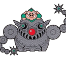 Raccoon Robot
