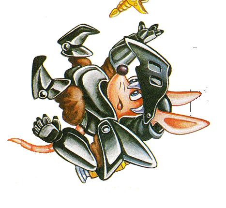 File:Axle Gear (Rocket Knight Adventures Advert Artwork).png