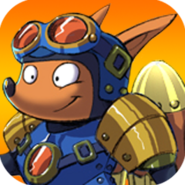 Sparkster (Rocket Knight 2010) Avatar