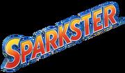 Sparkster Rocket Knight Adventures 2, Sparkster SNES Logo
