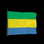 Gabon antenna icon