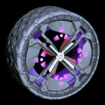 Reticle wheel icon