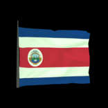 Costa Rica antenna icon