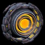 Rocket Forge II wheel icon