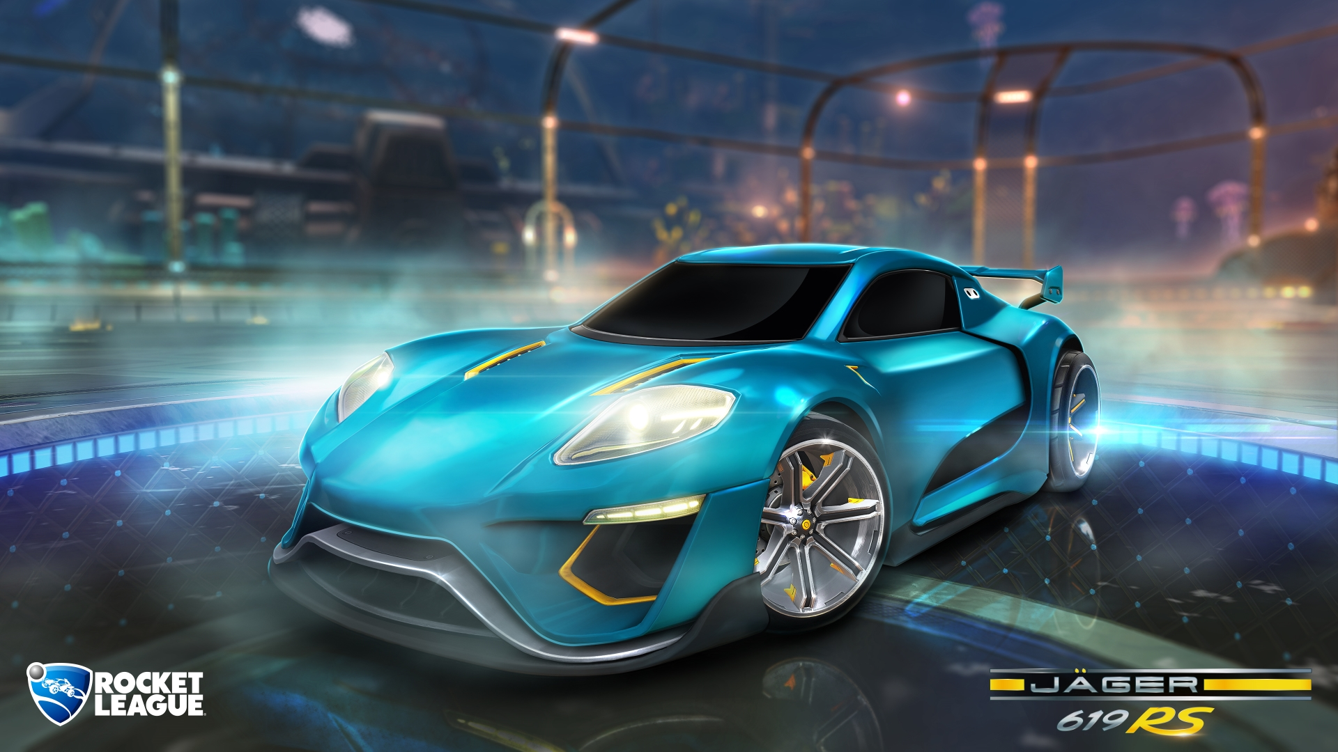 Jäger 619 RS | Rocket League Wiki | FANDOM powered by Wikia